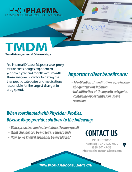 Picture of Trend Management & Disease Map